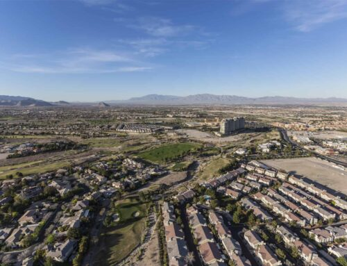 Summerlin master-planned community sales are booming